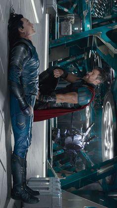Tom Hiddleston as Loki in Thor: Ragnarok. Enlarge image/Source: marvelstudiosmovies.tumblr (http://maryxglz.tumblr.com/post/167442715527/marvelstudiosmovies-not-this-time-bro )