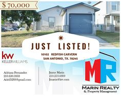 * SHORT SALE * HOME ON A CORNER LOT, OPEN FLOOR PLAN, 2 BEDROOMS, 1 FULL BATH, ONE LIVING AREA, EATING IN KITCHEN AREA, STUDY/ OFFICE AREA, UTILITY / LAUNDRY AREA INSIDE, ONE CAR GARAGE. GREAT INVESTMENT OPPORTUNITY, GREAT LOCATION. NISD DISTRICT.