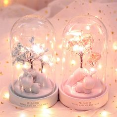 Resin Floral LED Novelty Light Glass Cherry Blossoms Lamps Fairy Lights Bedroom Landscape Decor Lights Christmas Gift for KidsFeatures: Material: Resin+Glass Color:Blue/Pink Light Color: Warm White Power Button Cells Battery (not included) Switch: on/off Bedroom Decor Lights, Romantic Bedroom Decor, Boys Bedroom Decor, Bedroom Lighting, Cute Night Lights, Led Night Light, Landscape Glass, Star Lamp, Kawaii Room
