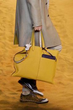 Fendi Menswear S/S 2014 Paris
