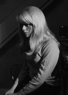 Catherine Deneuve in Repulsion (1965, dir. Roman Polanski)