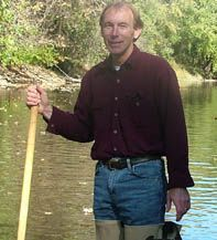 Dr. Jerry Sweeten - Biology and environmental science professor. Stream ecology and the effect of suspended stream sediment on the growth and survival of sight-feeding warmwater fishes. Current research interests: Effects of nonpoint source pollution on stream fishes, long-term biological monitoring of coral reef fish, population trends and dynamics of black-capped and carolina chickadees, nesting habitat and population dynamics of eastern towhees.