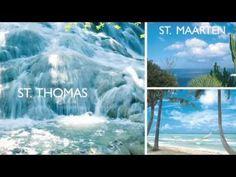 MSC Cruises, Caribbean destinations, video.