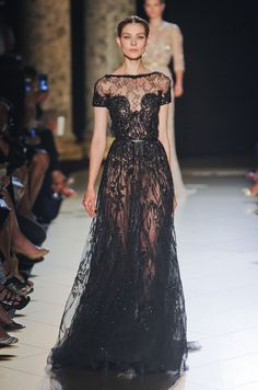 Haute couture: Elie Saab fall-winter 2012-2013
