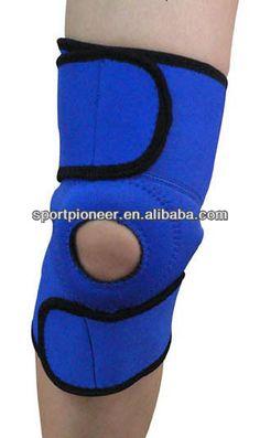 cb96ae3c77 Brace Wrap Protector Pad Sports Leg Knee Support Breathalbe Neoprene Knee  Support