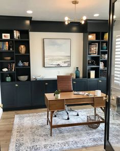 Office Interior Design, Home Office Decor, Office Interiors, Office Ideas, Home Decor, Office Designs, Office Layouts, Office Paint Colors, Cool Office Space