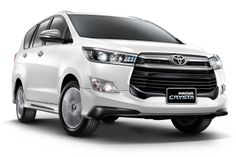 Toyota Innova Crysta '2016–pr.