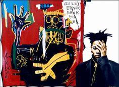 SEE // Downtown Icon Jean-Michel Basquiat at Gagosian - Artlog