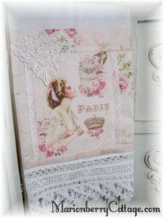 Pink, Towel basket and Baskets on Pinterest