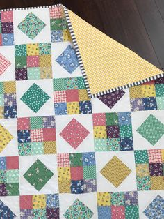Picket Fence Quilt Pattern PDF in 6 Sizes from Wall Hanging to King-Layer Cake Friendly-Patterns by Myra Barnes of Busy Hands QuiltsCreate a warm bedspread for your room using one of our unique bed quilt patterns. You can find a bed quilt pattern to Cute Quilts, Lap Quilts, Strip Quilts, Scrappy Quilts, Small Quilts, Mini Quilts, Quilt Blocks, Vintage Quilts Patterns, Patchwork Quilt Patterns