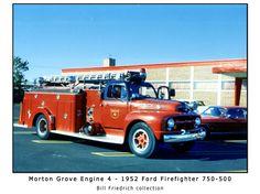 Vintage Emergency EMO Vehicles