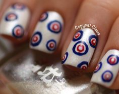 Copycat Claws: Hurry Hard! Curling (The Sport) Nails