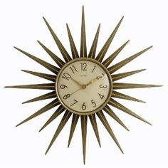 $29.99 on Amazon.com -- I have a clock just like this one (only vintage) at my parent's home in Idaho. One of these days I need to bring it to my house!