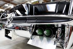 Jay Leno's Garage - The Green Hornet's Black Beauty - Photo Gallery | Photo Gallery