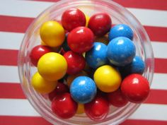 Items similar to Red Blue Yellow Sesame Street Super Hero Candy Coated Cupcake Topper Sixlets on Etsy Baby Wonder Woman, Tru Colors, Red Cupcakes, Orange Aesthetic, Elmo Birthday, Colorful Cakes, Cupcake Toppers, Primary Colors, Blue Yellow