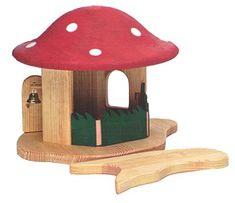 Kinderkram Snow White Dwarves' Mushroom House - Blueberry Forest