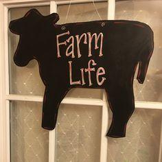 Farm Life Door Hanger