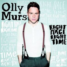 OLLY MURS - RIGHT PLACE RIGHT TIME (NEW CD) - FREE 1ST CLASS DELIVERY