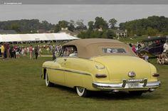 1950 Mercurio Serie 0CM (Monterrey, trineo de la ventaja, Estreno, Ocho) | Conceptcarz.com