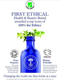 NYR Organic -->> 100% Ethics award! <3 Learn more about Organic Products and Business Opportunity for Independent Consultants in the USA~ <3 Click here for info: https://us.nyrorganic.com/shop/face2face/