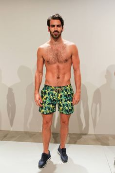 Thorsun Spring-Summer 2017 New York Fashion Week Men's