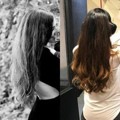 Best natural haircare products for women and men and children. Long hair styles.