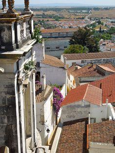 UNESCO Town of Évora in Portugal |