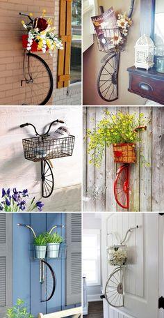 Garden Home Desing - New ideas Garden Crafts, Garden Projects, Home Crafts, Garden Ideas, Yard Art, Handmade Home Decor, Diy Home Decor, Diy Bedroom Decor, Wall Decor