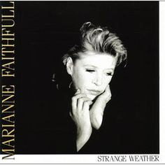 Marianne Faithfull - Strange Weather on Numbered Limited Edition 180g 45RPM 2LP