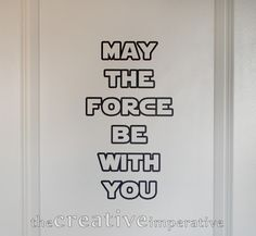 The Creative Imperative: Star Wars Bedroom Reveal