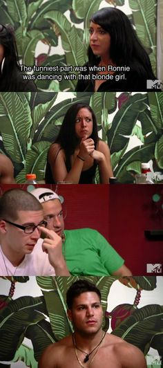 The Best Moments From Last Night's Jersey Shore [Episode 4]