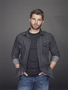 Mike Vogel. He was one of the things that made watching 'under the dome' that good