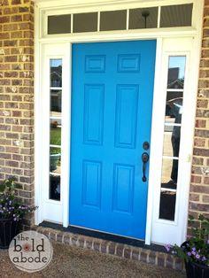 front door the bold abode