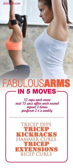 Fabulous Arms in 5 M