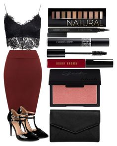 """💎"" by kathy-directioners on Polyvore featuring WearAll, NLY Trend, Journee Collection, LULUS, Forever 21, Giorgio Armani, Christian Dior and Bobbi Brown Cosmetics"