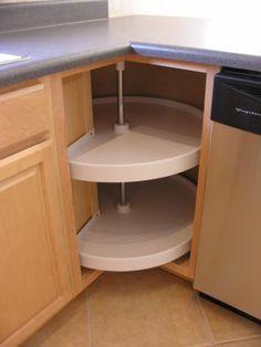 kitchen cabinet corner ideas designs luxurious homes contemporary interior designs - Kitchen Corner Cabinet Ideas