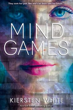"""Mind Games by Kiersten White--Perfect for fans of Sara Shepards The Lying Game series, Kiersten Whites Mind Games, a novel about two sisters trapped in a web of deceit, was called """"lightning fast and fabulously fun"""" by bestselling author Laini Taylor. Ya Books, Good Books, Books To Read, Teen Books, Lying Game, Young Adult Fiction, Mind Games, Book Nerd, Love Book"""
