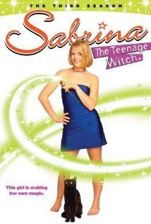 """SABRINA THE TEENAGE WITCH (1996-2003).  Don't forget you can check out an all-grown-up Melissa Joan Hart (and Joey Lawrence too) on ABC Family's """"Melissa & Joey."""""""