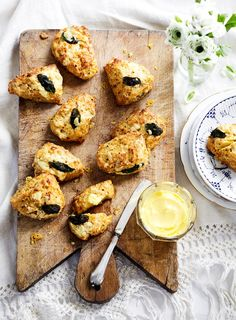These light-as-air scones are fragrant with smoked paprika, sharp cheese and sage. Best eaten warm from the oven, but if you happen to have leftovers they are great halved and toasted.