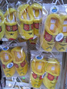 clog slippers I saw everywhere in Amsterdam - comfy too!
