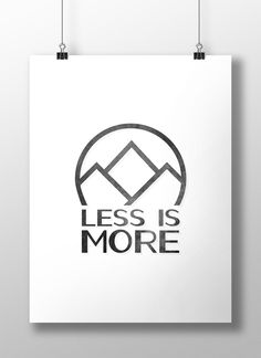 midwestraisedmidwestliving:  Less is Moreby Katie W.