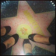 Informando 2014 - Chão do Stand - Tema Hollywood - Acontece Cerimonial