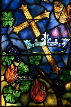 STAINED GLASS~~~ on Pinterest | Stained Glass Windows, Stained ...