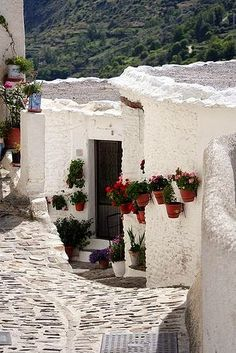 La-Alpujarra Granada Spain..