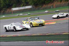 Chevron B16, 911, cer1 Spa Classic 2013