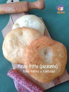 Pizze fritte abruzzesi (frittelle da farcire