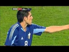 England v Argentina 3-2 2005