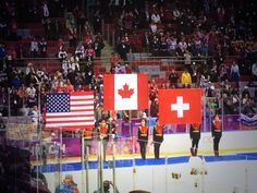 CDNOlympicTeam: The medal order. #WeAreWinter #WomensHockey #Sochi2014