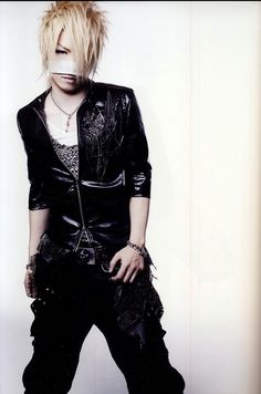 the gazette (Reita) | Tumblr