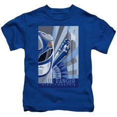 "Checkout our #LicensedGear products FREE SHIPPING + 10% OFF Coupon Code ""Official"" Power Rangers / Blue Ranger Deco-short Sleeve Juvenile 18 / 1(4) - Power Rangers / Blue Ranger Deco-short Sleeve Juvenile 18 / 1(4) - Price: $24.99. Buy now at https://officiallylicensedgear.com/power-rangers-blue-ranger-deco-short-sleeve-juvenile-18-1-4"